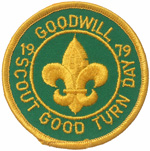 Goodwill Scout Good Turn Day 1979