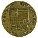America's Bicentennial HERITAGE '76 1975-1977