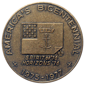 America's Bicentennial HORIZON's 1975-1977