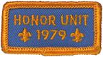 Honor Unit 1979