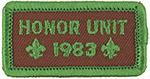 Honor Unit 1983