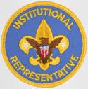 Institutional Representative 1973 - 76