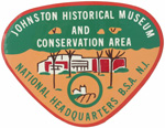 Johnston Historical Museum Dura-Cal Decal