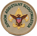 Junior Assistant Scout Master 2002 - 10