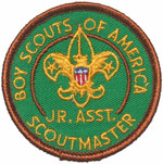 Junior Assistant Scout Master 1970 - 71