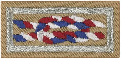 NESA Life Membership Award Knot 2002 - 13C