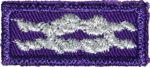 Religious Emblem Knot - Youth 1973 - 75