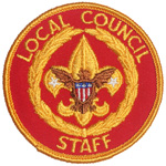 Local Council Staff 1970 - 89