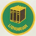 Troop Librarian 1972 - 89