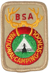 National Camping School Pocket Patch 1989 - 02