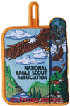 National Eagle Scout Association Pocket Patch