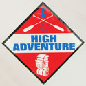 National High Adventure Decal