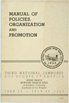 1953 Manual of Policies, Organization and Promotion