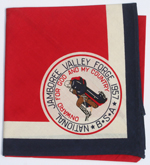 1957 National Jamboree Neckerchief