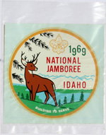1969 Decal 2 pack