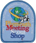 1989 National Jamboree Plymouth Meeting Scout Shop