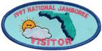 1997 National Jamboree Visitor