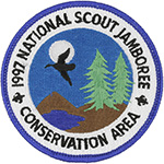 1997 National Jamboree Conservation Area