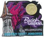 2005 National Jamboree Bush Gardens Pocket Patch