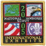 2005 National Jamboree International Exhibits