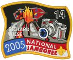 2005 National Jamboree Richard Wiese