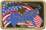 2005 National Jamboree Southern Region Pocket Patch