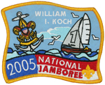 2005 National Jamboree William I. Koch