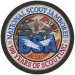 2010 National Jamboree Staff Patch