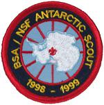 Antarctic Scout 1998 - 1999