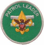 Patrol Leader 1972 - 76