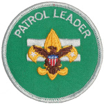 Patrol Leader 1972 - 89
