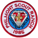 Philmont Scout Ranch 1985