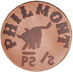 Philmont Leather Patch