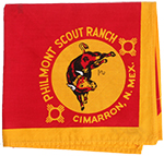 Philmont Ranch Neckerchief