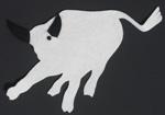 Philmont White Bull