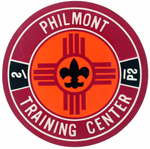 Philmont Training Center Decal - Window-Cal