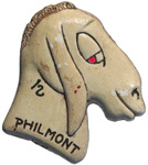 Philmont Ceramic Slide Elmer