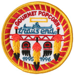Trail's End Gourmet Popcorn 1995 1996
