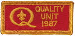 Quality Unit 1987