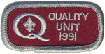 Quality Unit 1991
