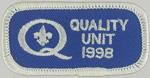 Quality Unit 1998