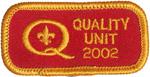 Quality Unit 2002