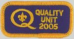 Quality Unit 2005