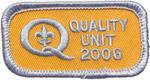 Quality Unit 2006
