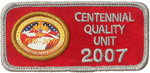 Centennial Quality Unit 2007