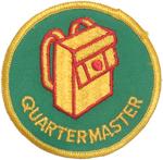 Quartermaster 1972 - 89