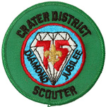 1985 Crater District Back to Basics Camporee