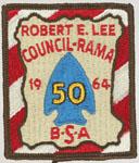 1964 Robert E. Lee Council Scout-O-Rama