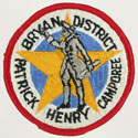 Bryan District Patrick Henry Camporee