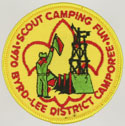 1970 Byrd-Lee District Camporee